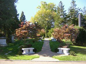 Granite Cremorial Benches